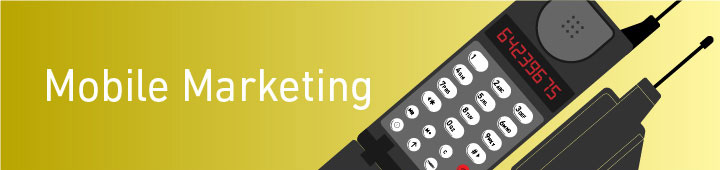 Mobile Marketing - Header